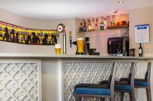 Refurbished Lobby Bar