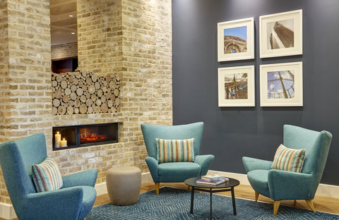 Staybridge Suites LONDON - VAUXHALL - Hotel Lobby