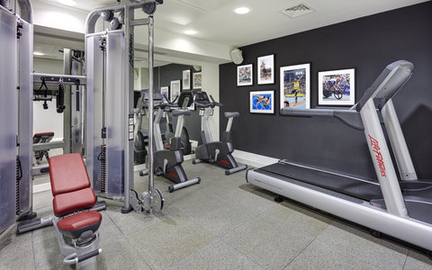 Staybridge Suites LONDON - VAUXHALL - Gym open daily 24 7
