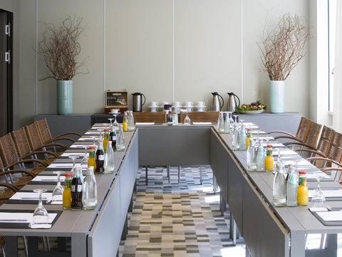 سوفيتيل هامبورغ ألتر فال - Meeting Room