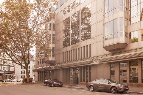 EMA House Zurich - Exterior