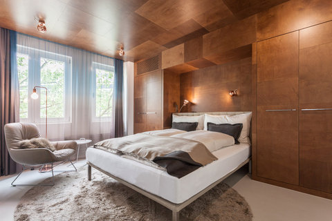EMA House Zurich - Guest Room