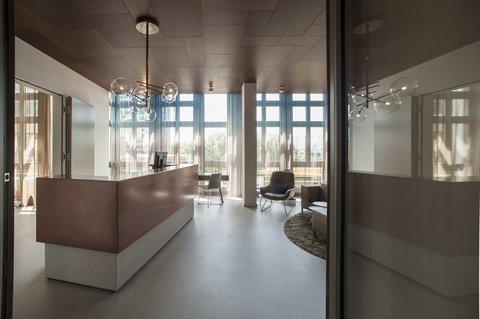 EMA House Zurich - Lobby