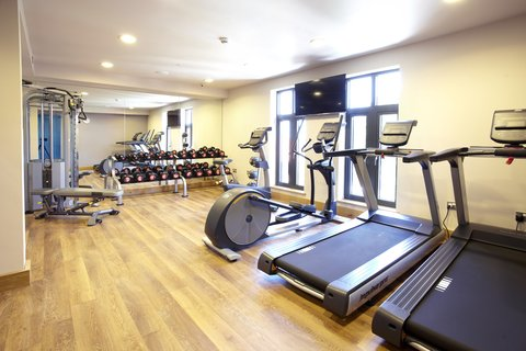 Hotel Indigo York - Fitness Center - Hotel Indigo York - City Centre location