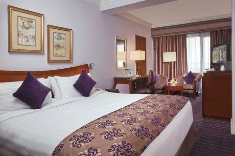 هوليداي إن القاهرة المعادي - The Guest Room features complimentary Wi Fi access
