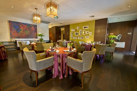 Holiday Inn Beijing Haidian - Jade Garden Chinese Restaurant