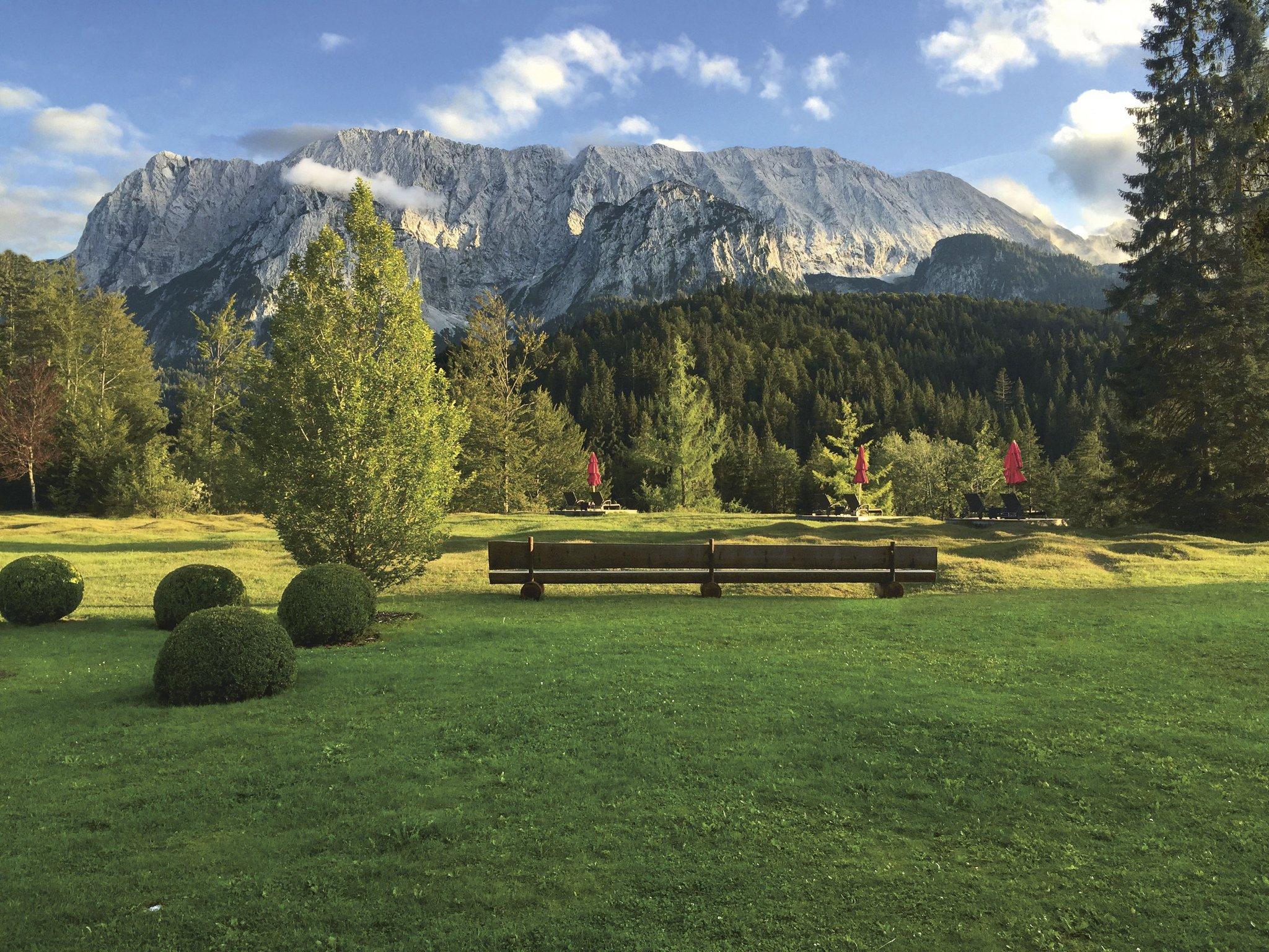 Schloss Elmau Luxury Spa & Cul. Hideaway