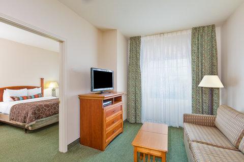 Staybridge Suites BROWNSVILLE - ADA Hearing accessible One Bedroom Suite
