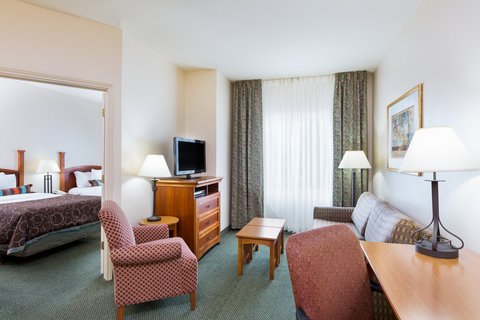 Staybridge Suites BROWNSVILLE - One Bedroom Suite with two double beds