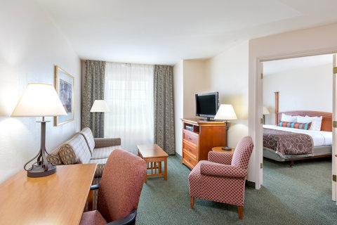 Staybridge Suites BROWNSVILLE - One Bedroom King Suite