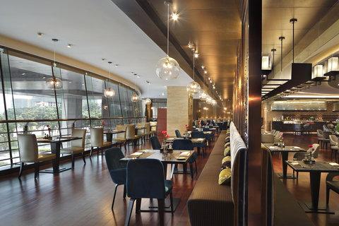 Crowne Plaza WUXI TAIHU - Guest Dining Lounge