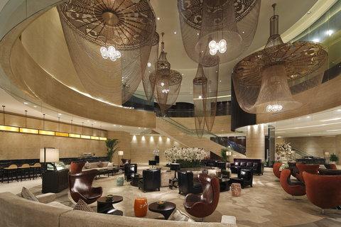 Crowne Plaza WUXI TAIHU - Bar and Lounge
