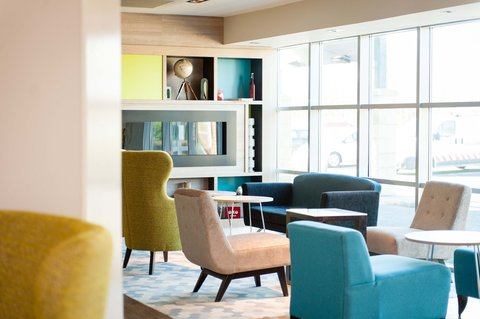 Holiday Inn Darlington North A1m - Lobby Lounge