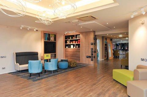 Holiday Inn Darlington North A1m - Hotel Lobby