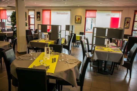 Inter Hotel Ascotel - Restaurant