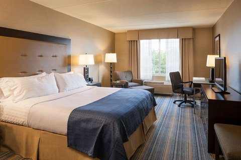 Holiday Inn HARTFORD DOWNTOWN AREA - Single Bed Guest Room