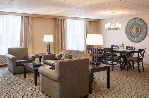 Holiday Inn HARTFORD DOWNTOWN AREA - Presidential Suite