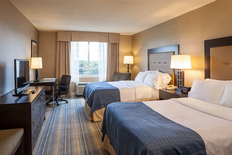 Holiday Inn HARTFORD DOWNTOWN AREA - Double Bed Guest Room