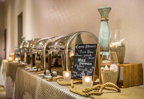 SpringHill Suites San Diego Oceanside/Downtown - Banquet Setup