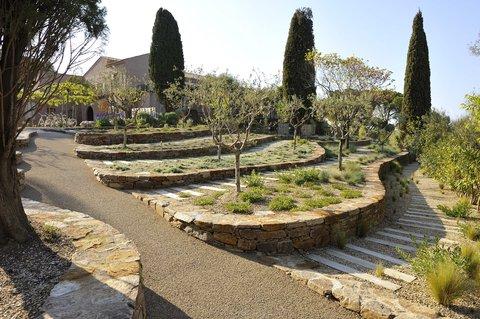 MUSE Saint Tropez - Exterior and Garden