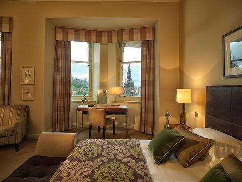 Rocco Forte Balmoral Hotel - The Balmoral - Superior Deluxe Room