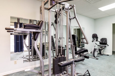 Quality Inn Colby - Fitness Room