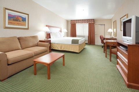 甘尼森快捷假日套房酒店 - King Suite