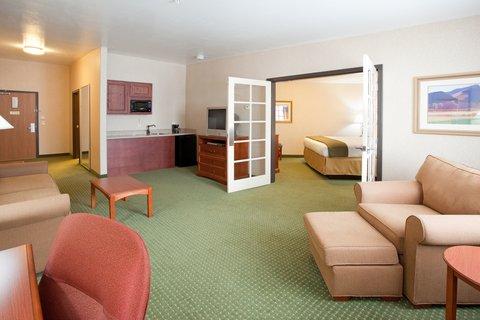 甘尼森快捷假日套房酒店 - Suite