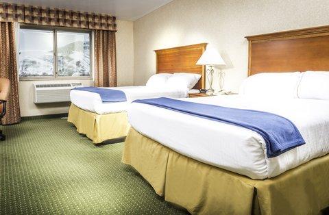 甘尼森快捷假日套房酒店 - Spectacular Mountain Views from most rooms