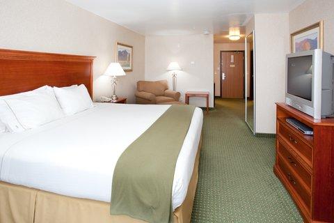 甘尼森快捷假日套房酒店 - King Bed Guest Room