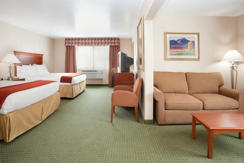 甘尼森快捷假日套房酒店 - Double Bed Executive Suite