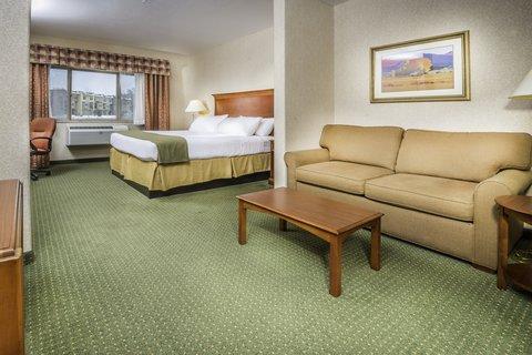 甘尼森快捷假日套房酒店 - Deluxe Room