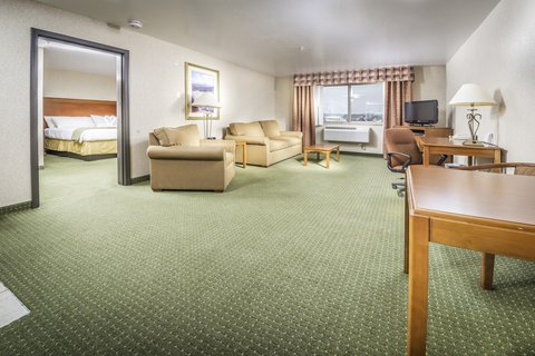 甘尼森快捷假日套房酒店 - Superior Room