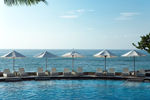 Nikko Bali Resort and Spa - Pool By The Shore