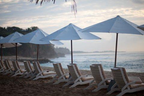 Nikko Bali Resort and Spa - Beach