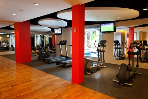 Nikko Bali Resort and Spa - Gym