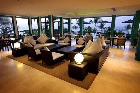 Nikko Bali Resort and Spa - Club Lounge Indoor