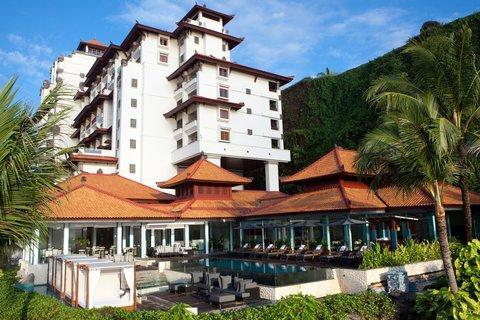 Nikko Bali Resort and Spa - Club Lounge