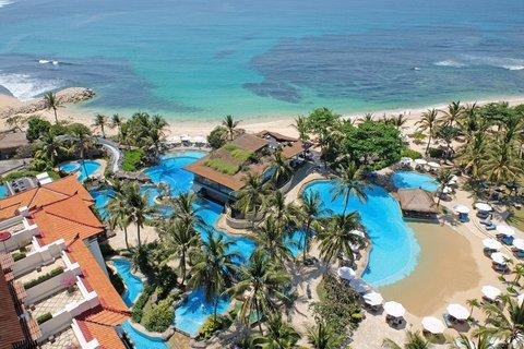 Nikko Bali Resort and Spa - Pool View