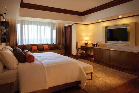 Nikko Bali Resort and Spa - Presidential Suite Main Bedroom