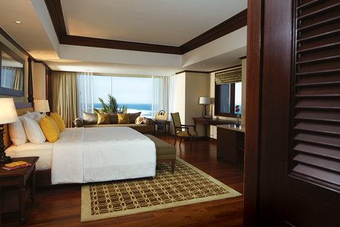 Nikko Bali Resort and Spa - Royal Suite Master Bedroom