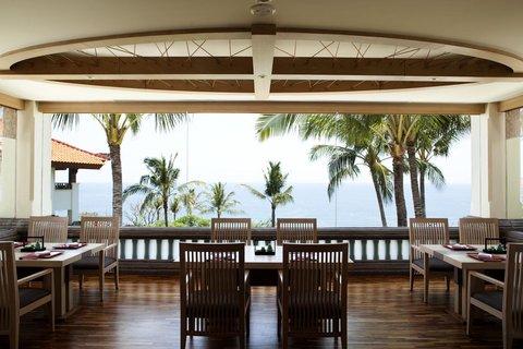 Nikko Bali Resort and Spa - Benkay Japanese Restaurant