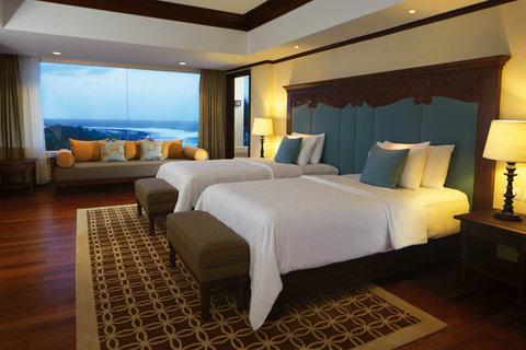 Nikko Bali Resort and Spa - Royal Suite Second Bedroom
