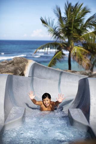 Nikko Bali Resort and Spa - Pool Waterslide