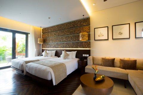 Salinda Premium Resort and Spa - Garden View Villa Room at Salinda Resort