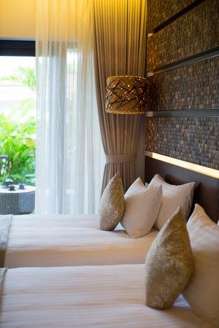 Salinda Premium Resort and Spa - Garden View Villa at Salinda Resort Phu Quoc Island Vietnam