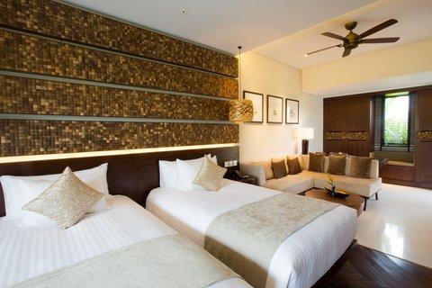 Salinda Premium Resort and Spa - Garden View Villa Room at Salinda Resort Phu Quoc
