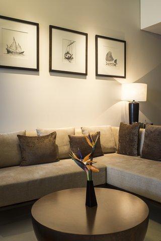 Salinda Premium Resort and Spa - Sea View Villa Living Room at Salinda Resort