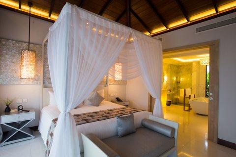 Salinda Premium Resort and Spa - Sea View Villa Suite at Salinda Resort Phu Quoc