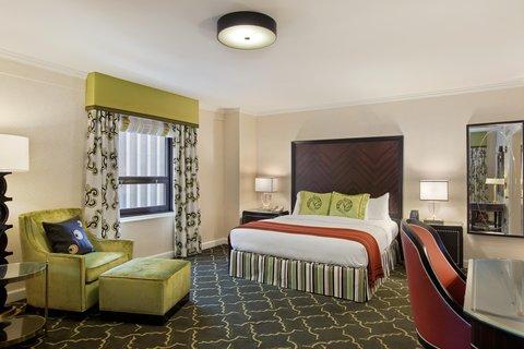 ذا بالمر هاوس هيلتون - Queen Accessible Bed Guestroom